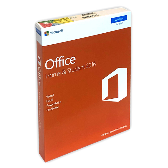 Office 2016 Home & Student Box